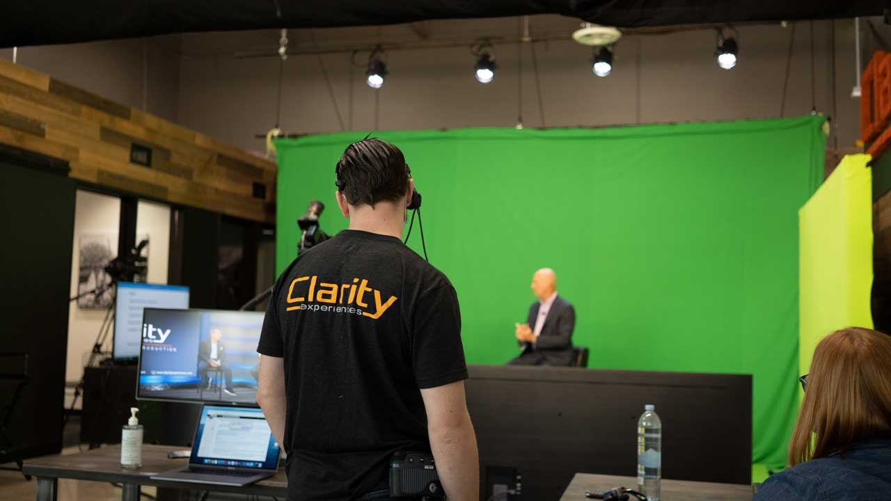 Making Virtual A Reality: Clarity's Virtual Studio is EASY!
