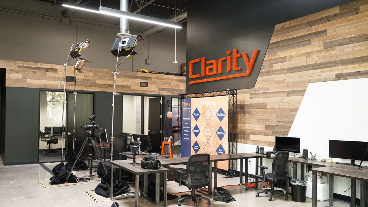 Clarity AV Production Insights & Advice Video Series - Episode 3