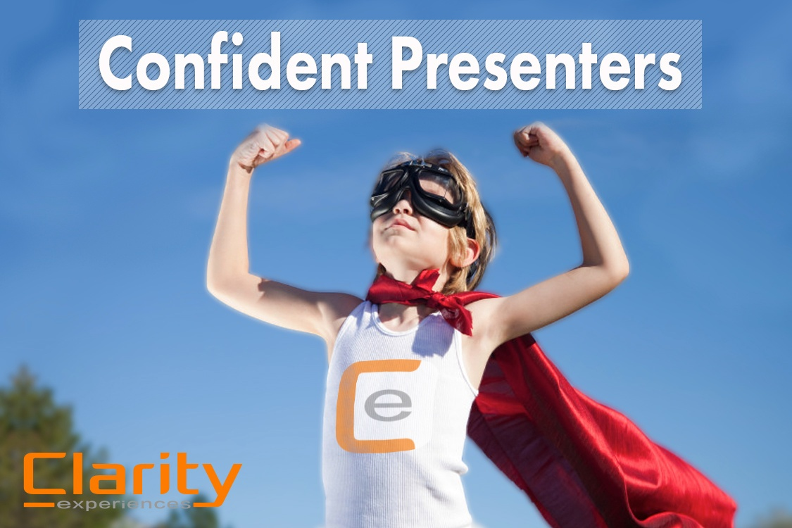 Confident Presenters | Give Your Presenters What They Need