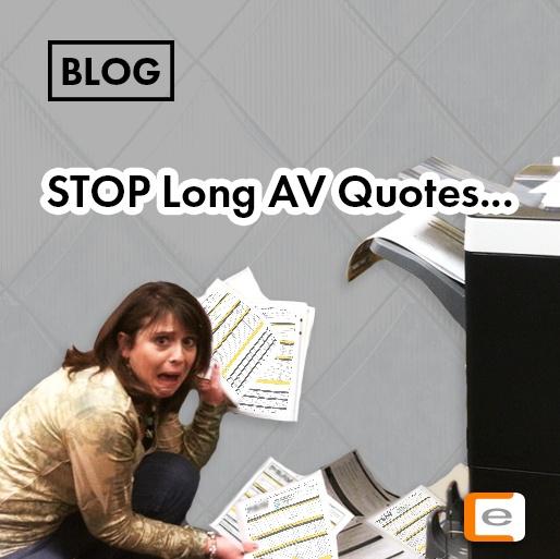 STOP Long AV Quotes